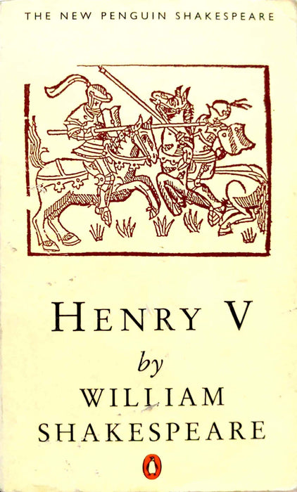 Buy Henry V (Wars of the Roses #4) (Vintage 1996 Edition) book online Books Bookish Santa 9780140707083
