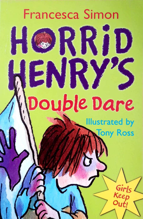 Horrid Henry's Double Dare (Horrid Henry's Joke Books)