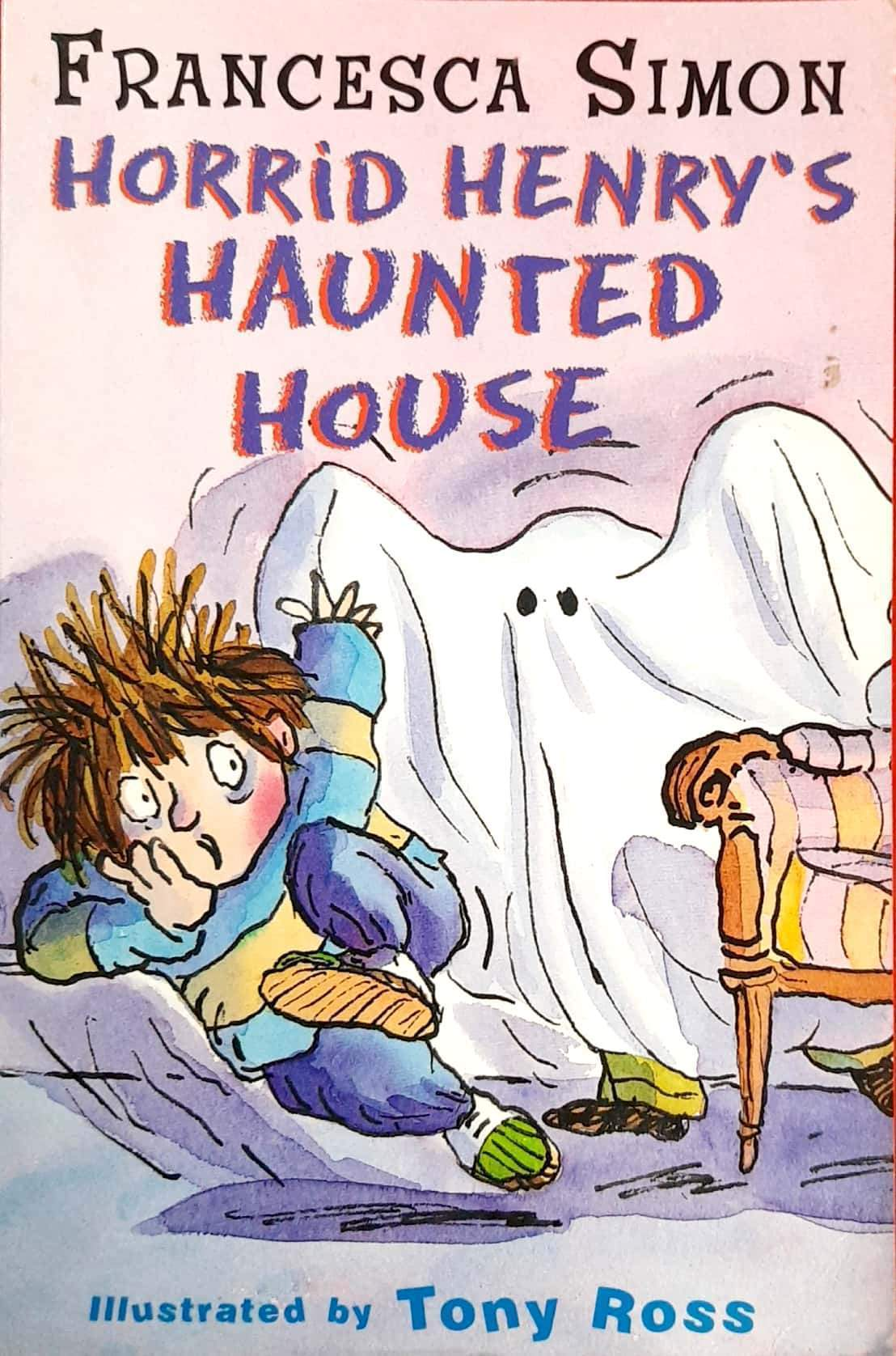 Buy Horrid Henry's Haunted House (Horrid Henry #6) book online at low Books Bookish Santa