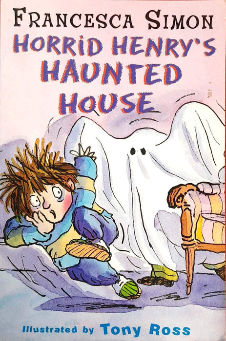 Horrid Henry's Haunted House (Horrid Henry #6)