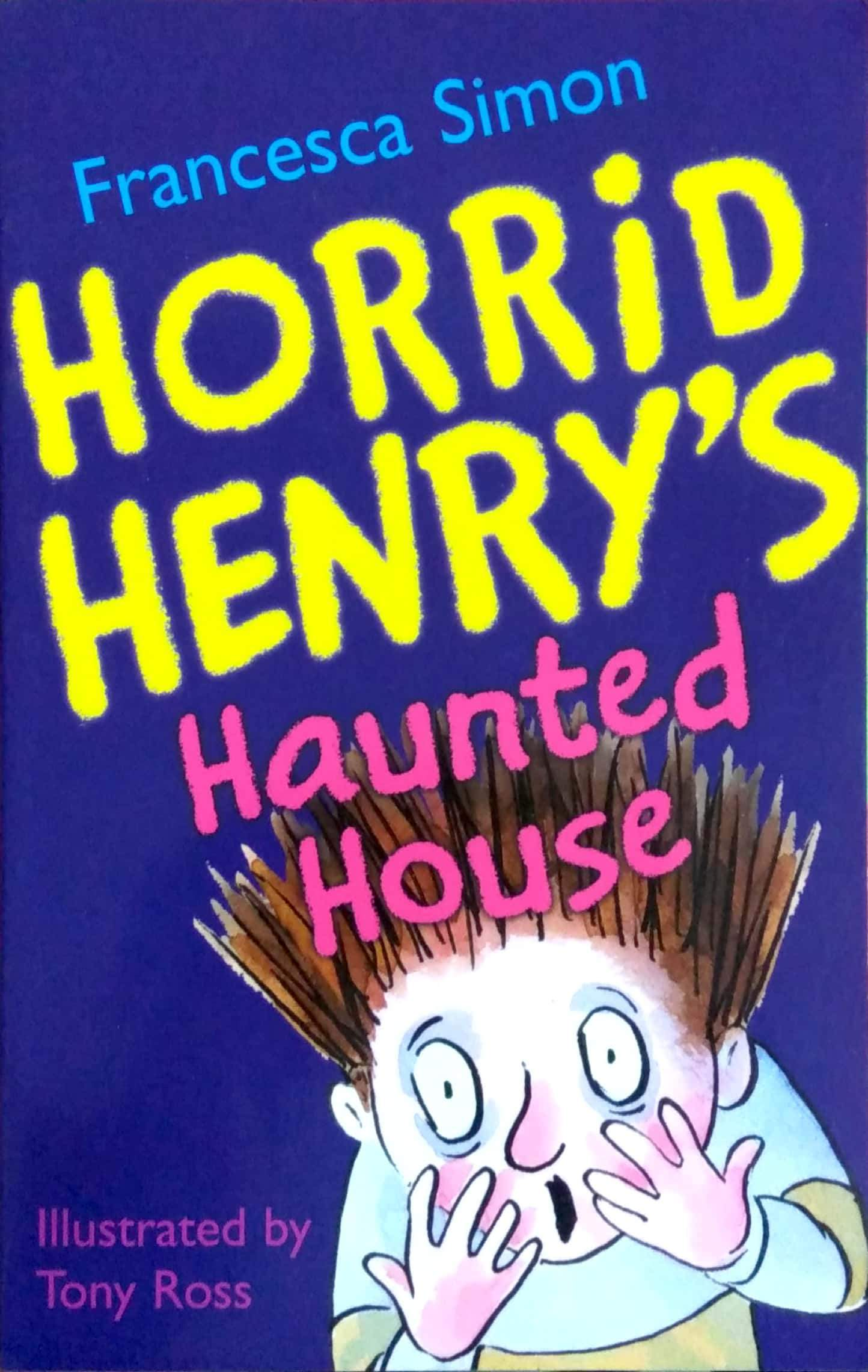 Buy Horrid Henry's Haunted House (Horrid Henry #6) book online at low Books Bookish Santa 9781858816500