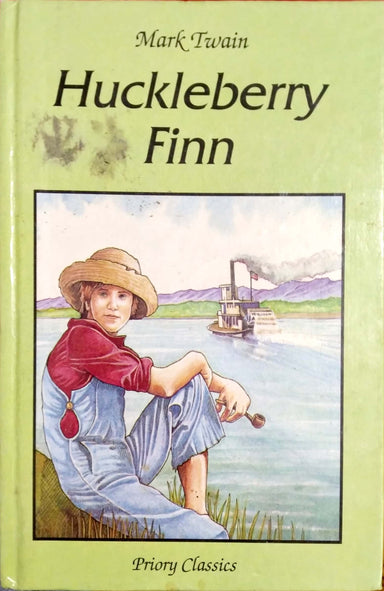 Buy Huckleberry Finn Book Online at Low Prices in India | Bookish Book Bookish Santa 9780710501400