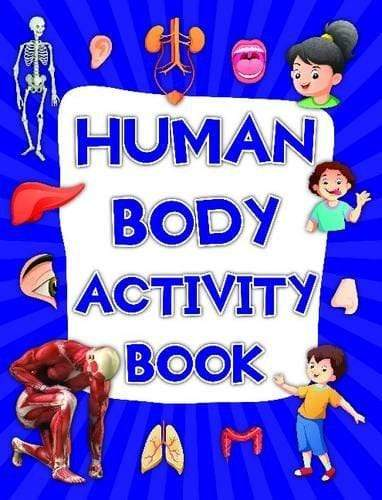 Human Body Activity Book