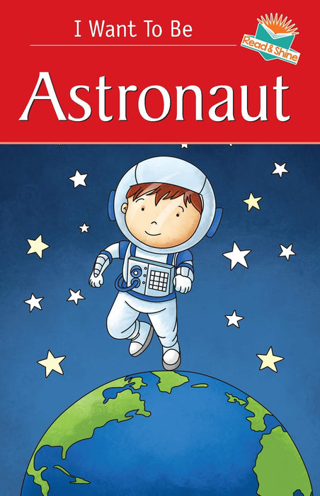 I want to be Young Astronaut