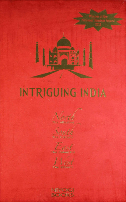 Intriguing India: Set of Four Books