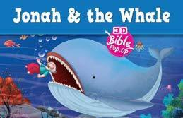 Jonah & the Whale - 3D Bible Pop-Up
