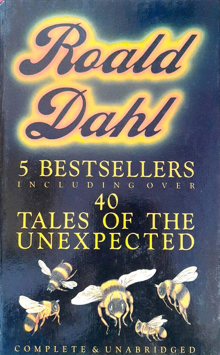 Kiss, Kiss, Over To You, Switch Bitch, Someone Like You, Four Tales Of The Unexpected, My Uncle Oswald (Hardcover Edition)
