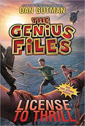 Buy License to Thrill (The Genius Files, #5) Book Online at Low Prices Book Prakash Books 9780062236333