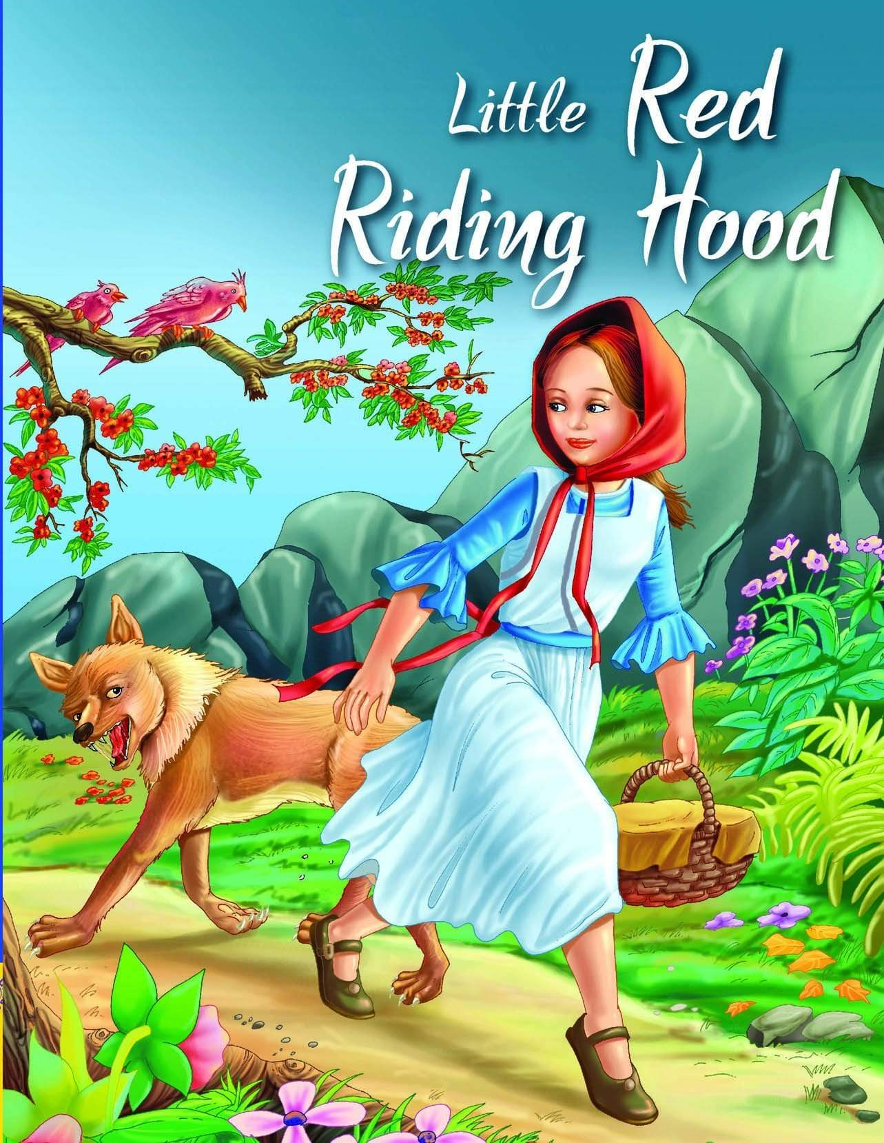 Little Red Riding Hood (My Favourite Illustrated Classics)