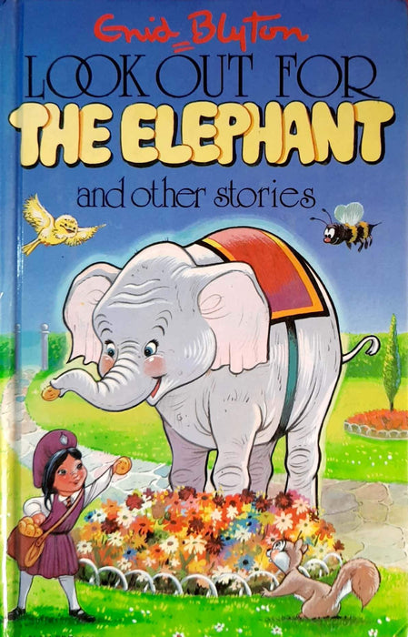 Look Out For The Elephant And Other Stories (Popular Rewards) (Hardcover Edition)