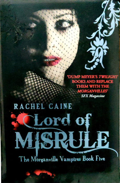 Lord of Misrule: The bestselling action-packed series (Morganville Vampires)