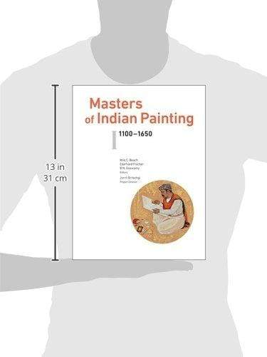 Master of Indian Paintings: (1100-1650) & LL (1650-1900) (Artibus Asiae Publishers Supplementum)