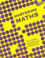 Buy Mastering Maths (Level - 1) Book Online at Low Prices in India | Book IBD 9788184772371