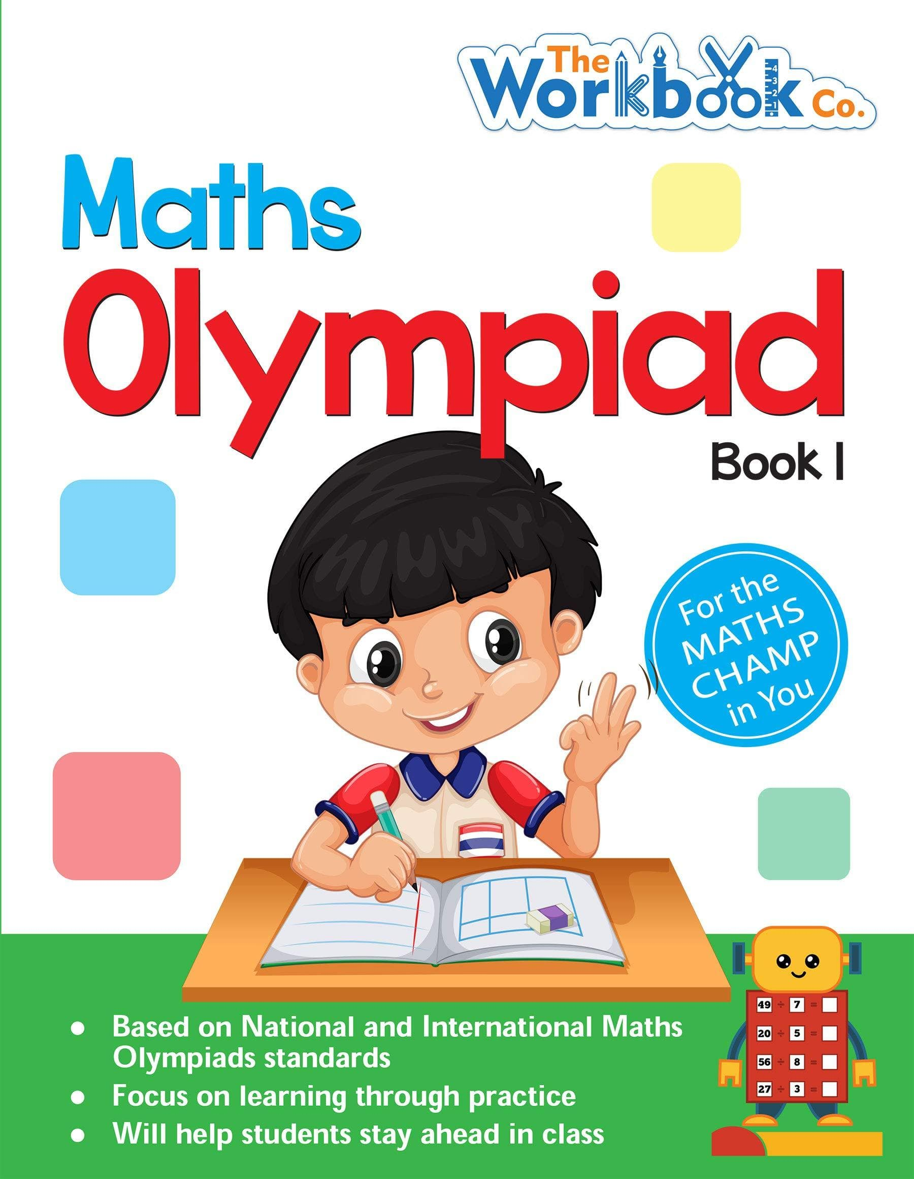 Maths Olympiad Book I