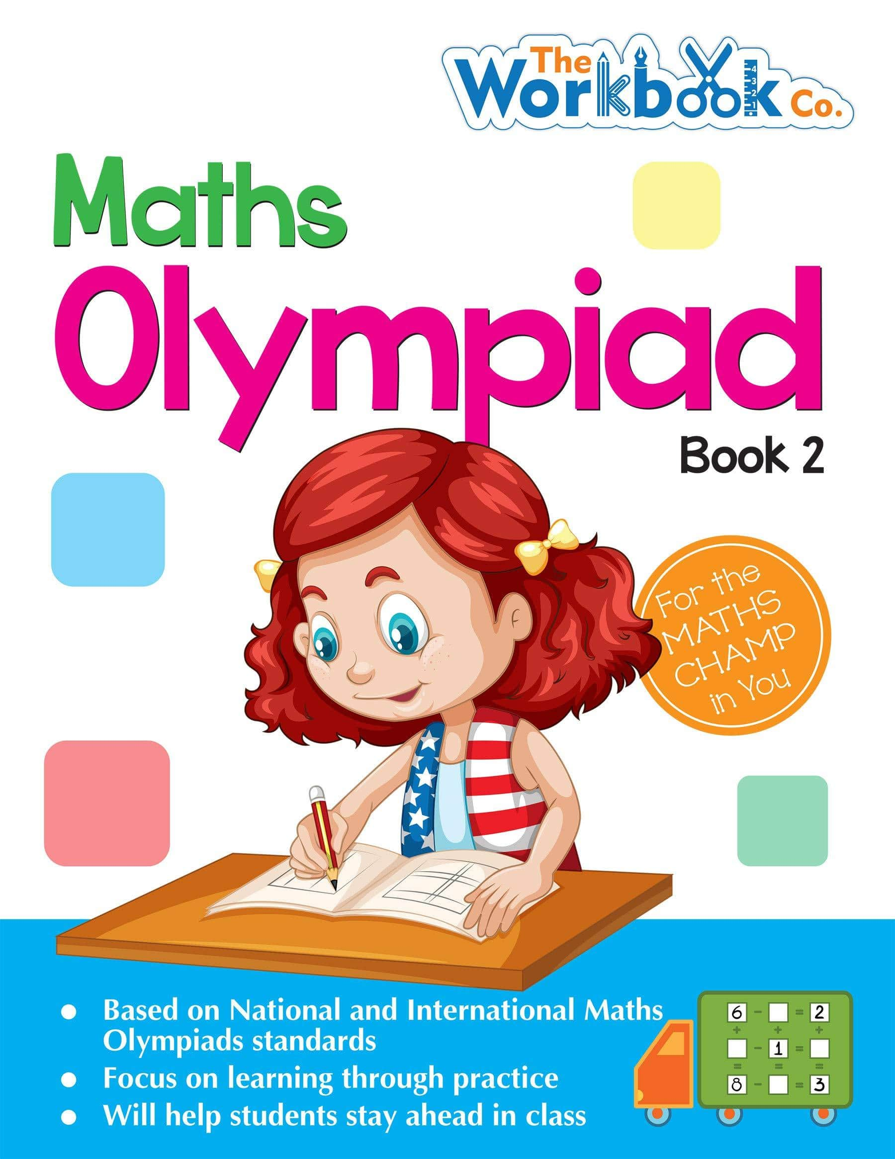 Maths Olympiad Book II