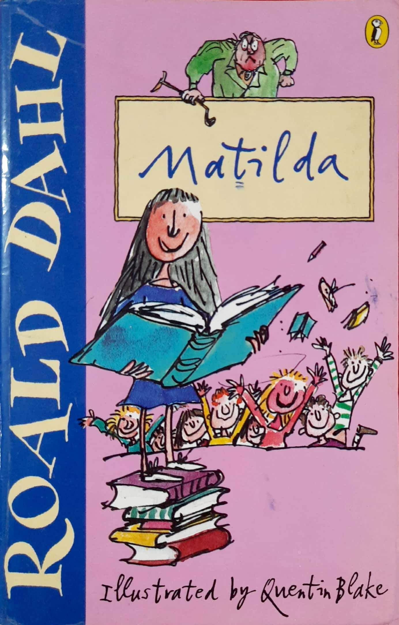 Buy Matilda Book Online At Low Prices In India Bookish Santa