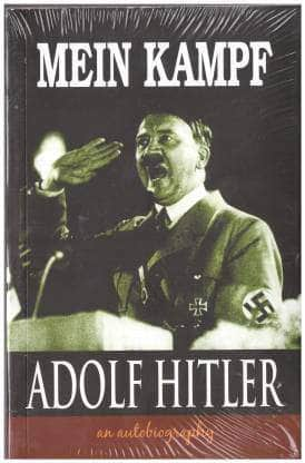 Buy Mein Kampf: An Autobiography Book Online at Low Prices in India | Book Lexicon 9789380703244