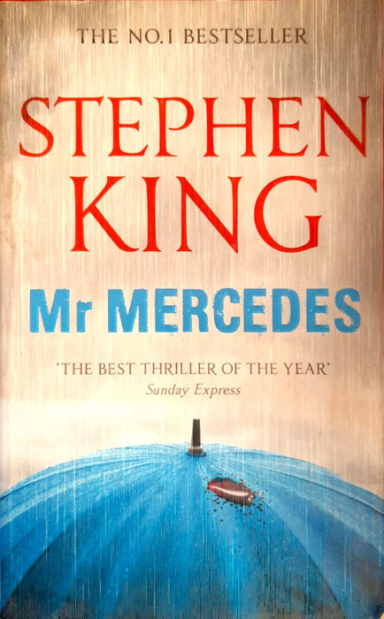 Mr Mercedes (Bill Hodges Trilogy #1)
