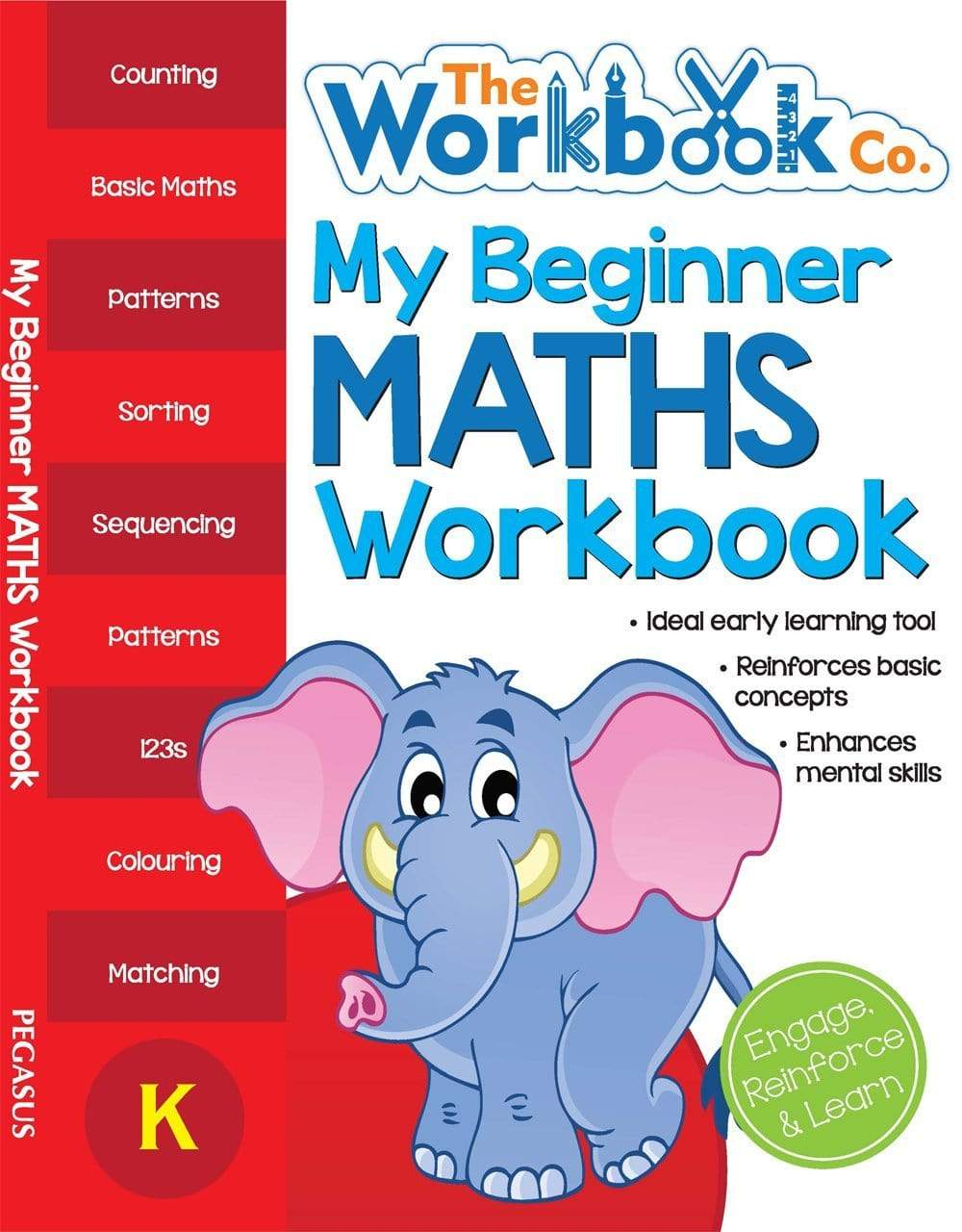 My Beginner Maths Workbook