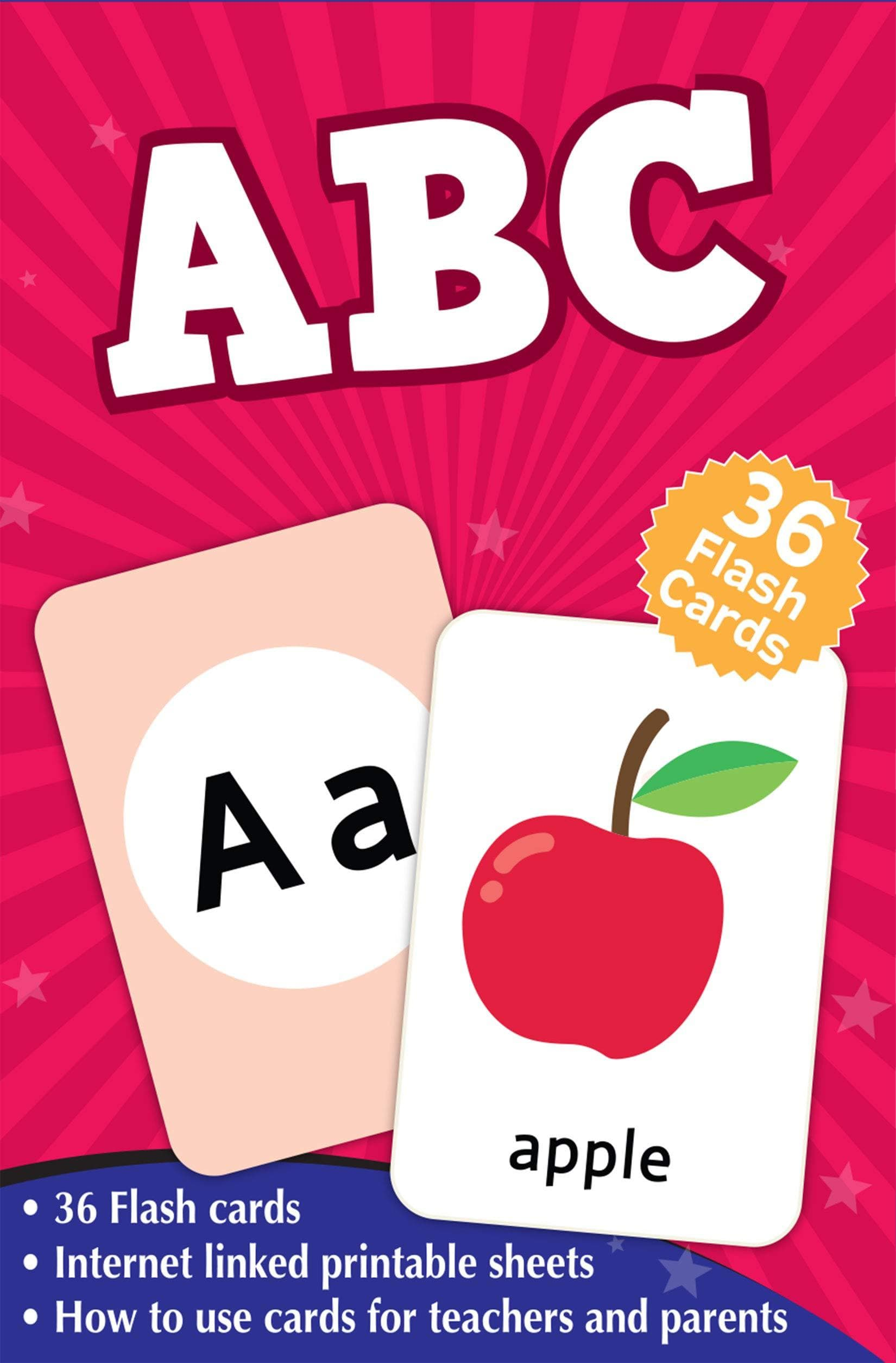 My First Flash Cards - ABC