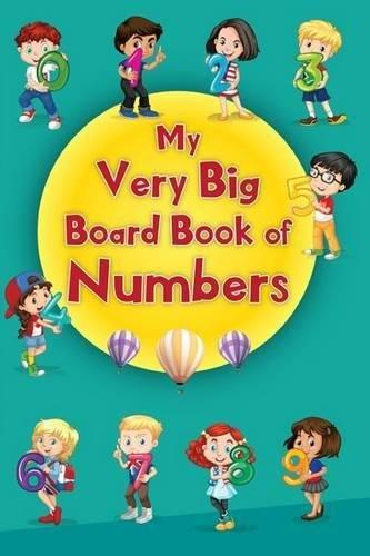 My Very Big Board Book of Numbers