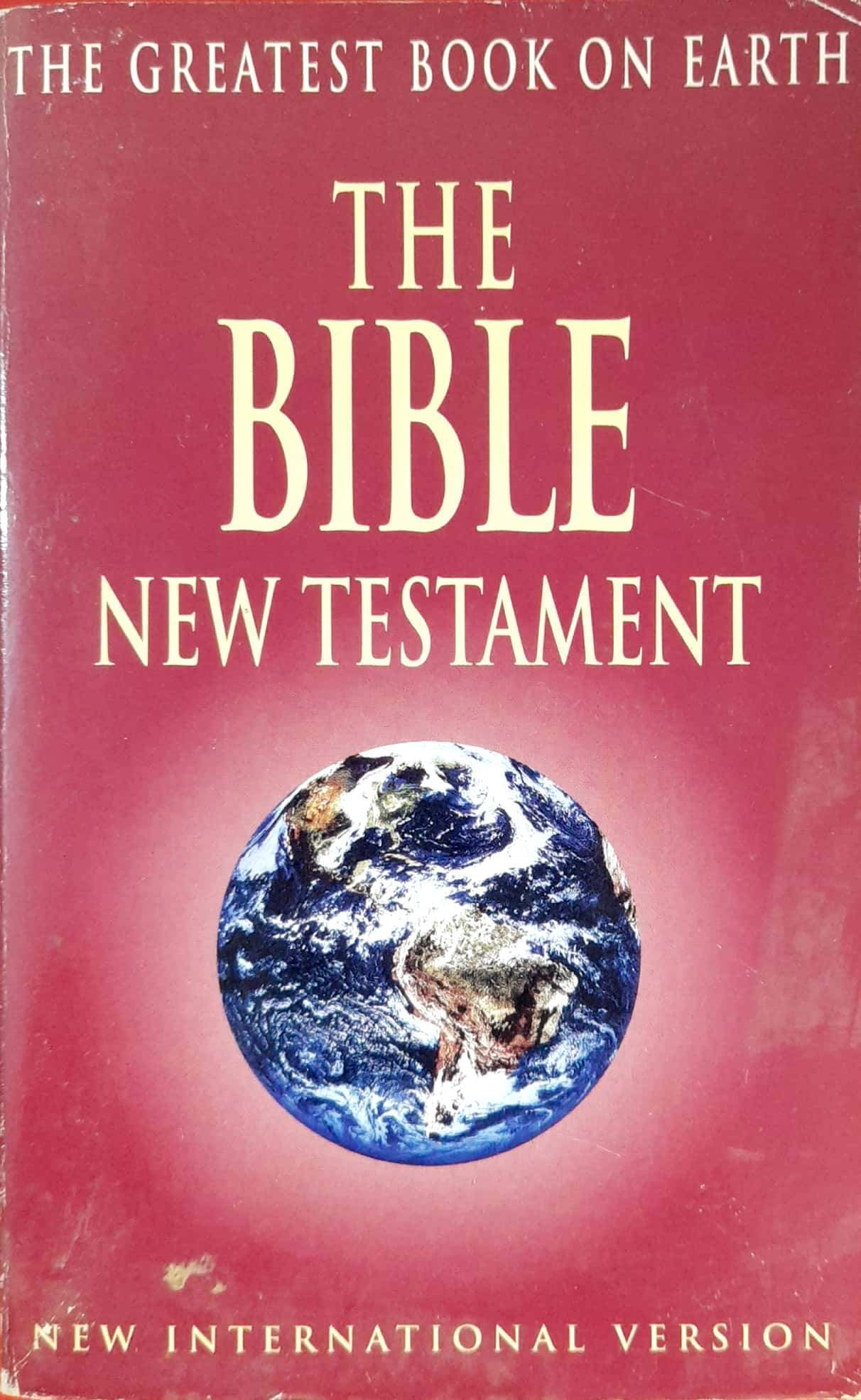New Testament: New International Version (Bible Niv)