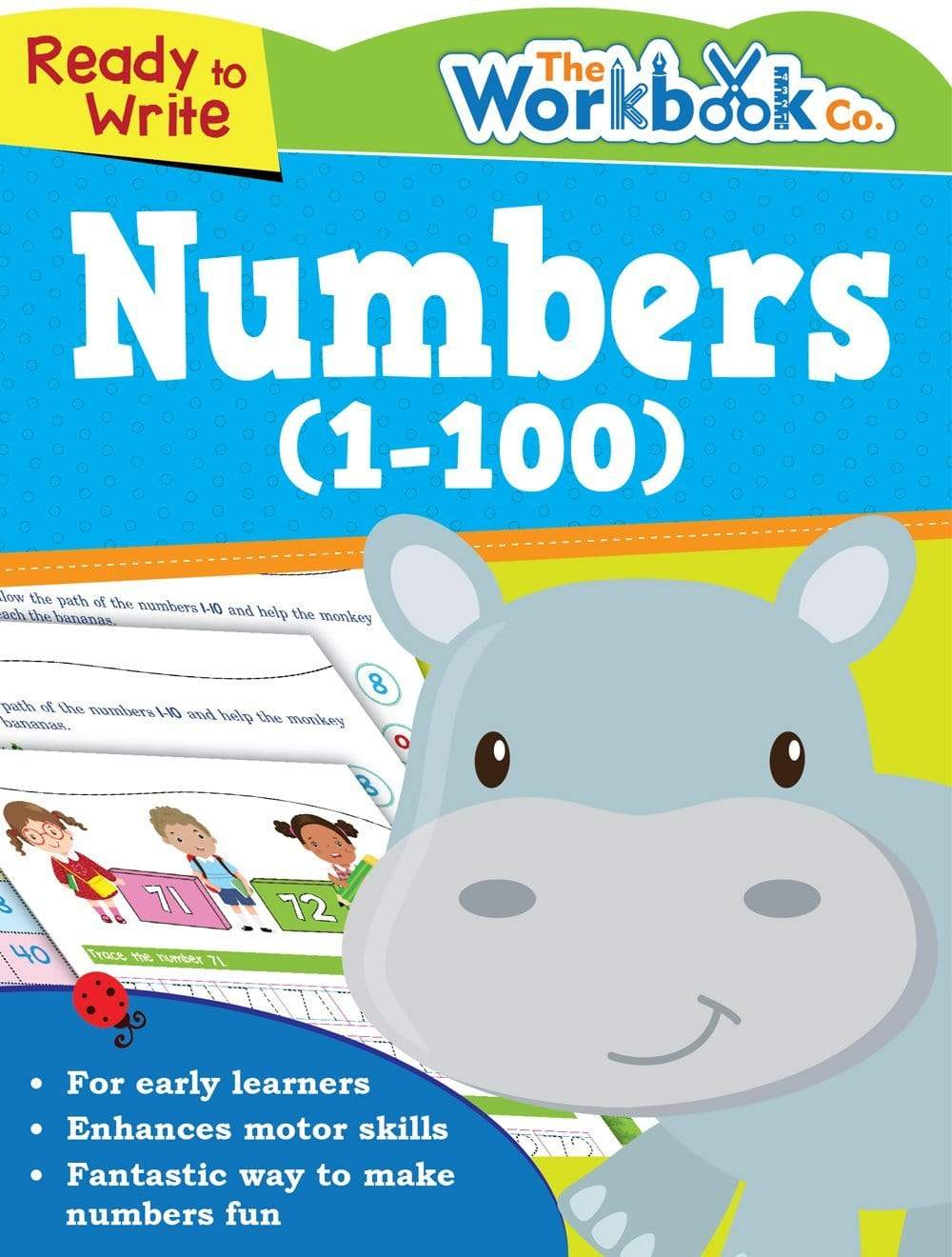 Numbers - 1- 100 : Ready to Write