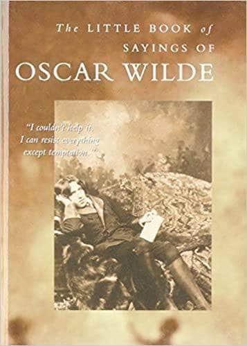 Buy Oscar Wilde (Little Book Of) (Hardcover Edition) Book Online at Book Bookish Santa 9780752526881