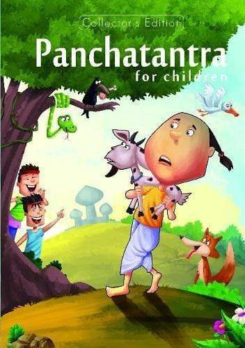 Panchatantra for children (Hardcover Edition)