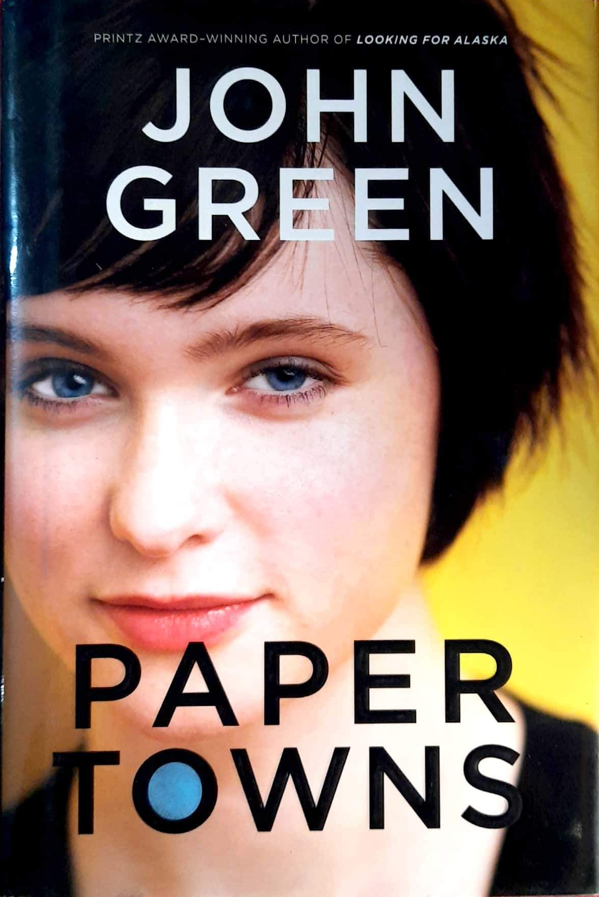 Paper Towns (Hardcover Edition)