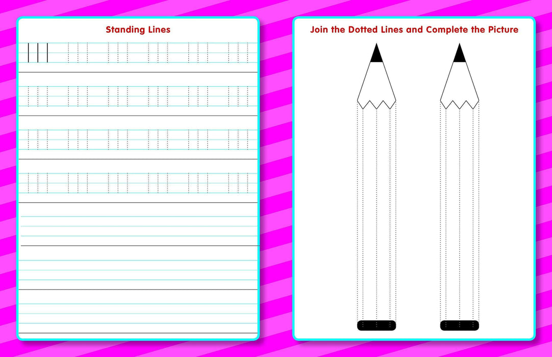 Pattern Writing - Write & Learn