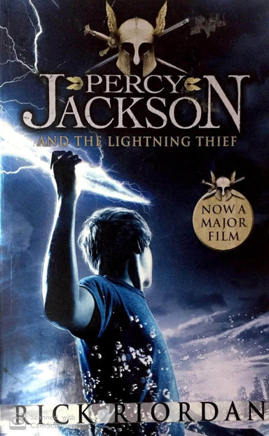 Buy Percy Jackson and the Lightning Thief (Percy Jackson and the Book Bookish Santa