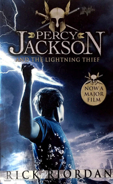 Buy Percy Jackson and the Lightning Thief (Percy Jackson and the Books Bookish Santa 9780141329994