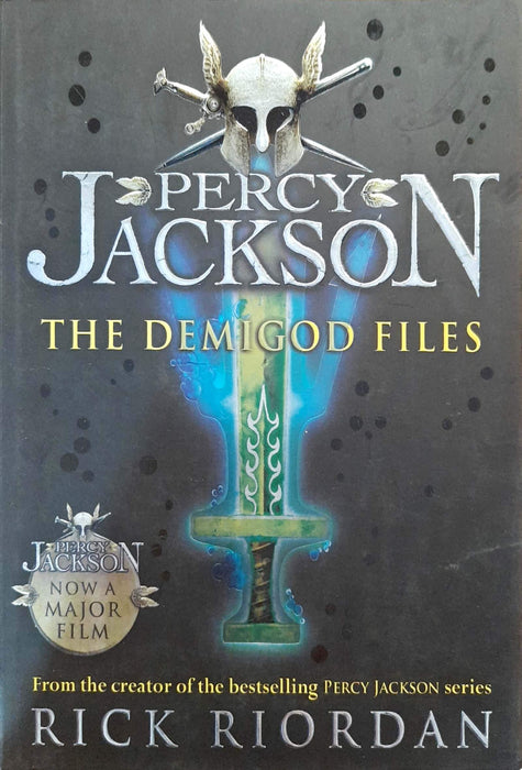 Percy Jackson: The Demigod Files (Percy Jackson and the Olympians Companion)