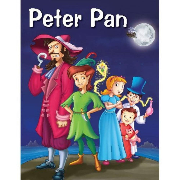 Peter Pan (My Favourite Illustrated Classics)