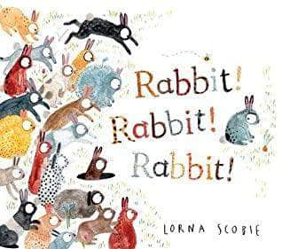 Buy Rabbit! Rabbit! Rabbit! Book Online at Low Prices in India | Book IBD 9781407192499