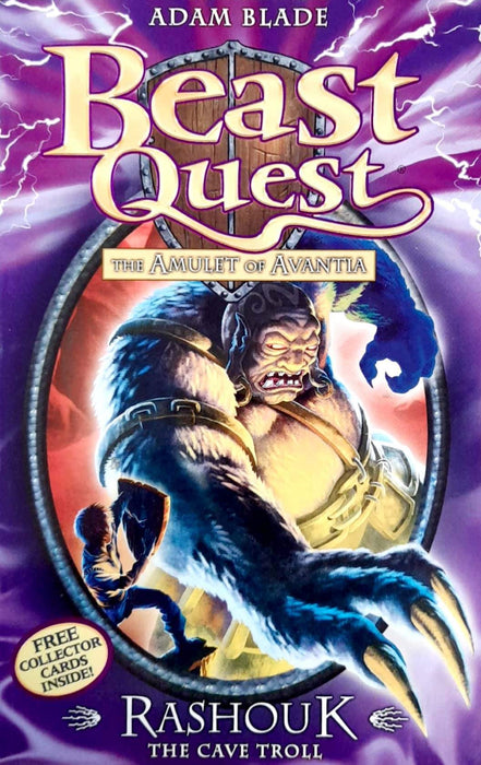 Rashouk the Cave Troll (Beast Quest #21)