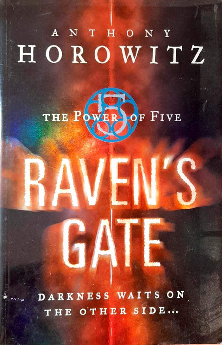Raven's Gate (The Gatekeepers #1)