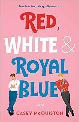 Buy Red, White & Royal Blue: A Novel Book Online at Low Prices in Book IBD 9781250316776