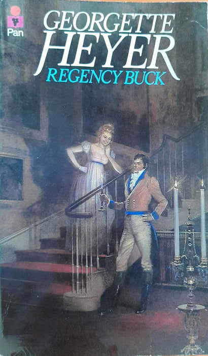 Buy Regency Buck (Vintage 1959 Edition) book online at low prices in Books Bookish Santa 9780330202664