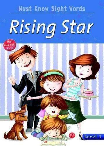 Rising Star: Sight Words - Level 1 (Must Know Sight Words)