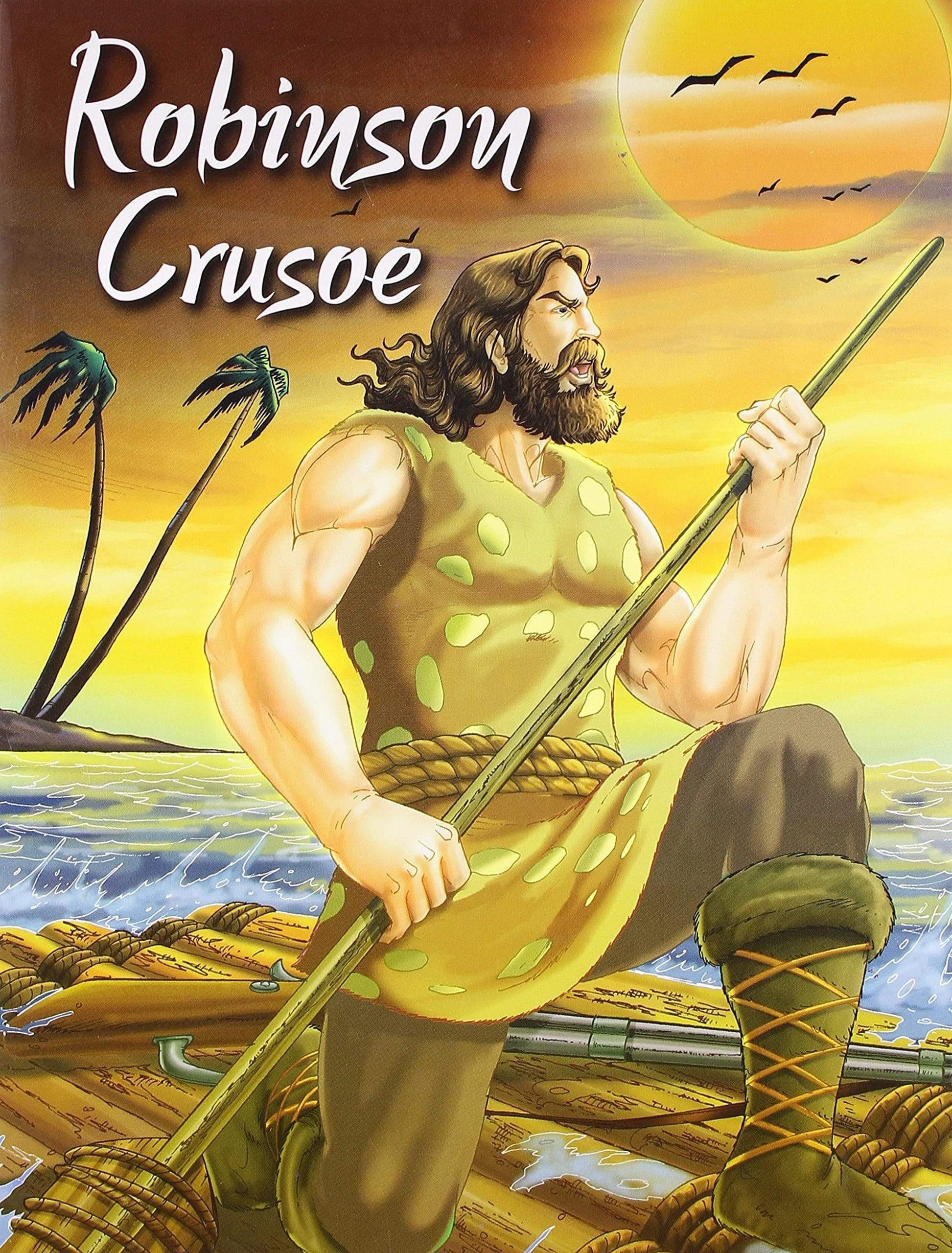 Robinson Crusoe (My Favourite Illustrated Classics)