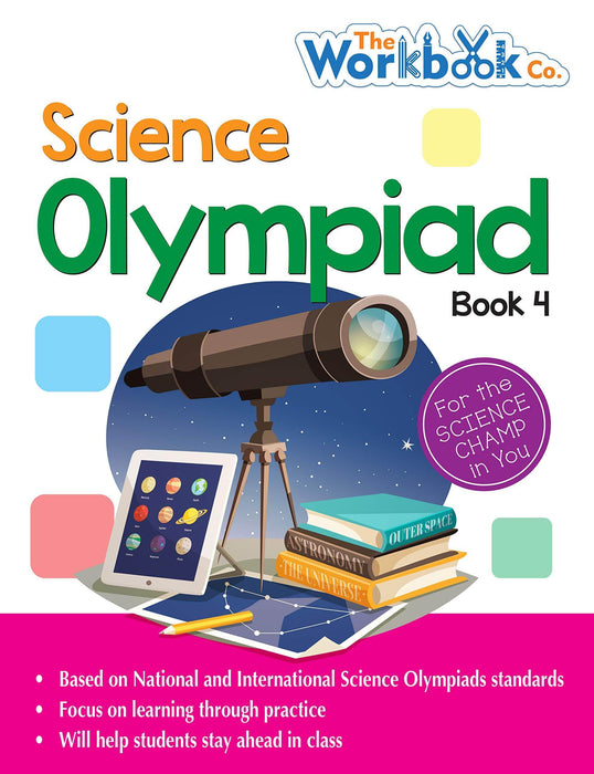 Science Olympiad Book IV