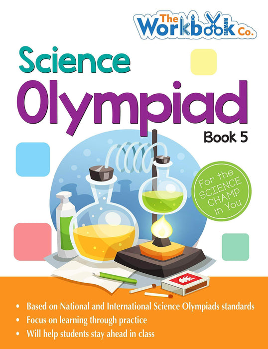 Science Olympiad Book V