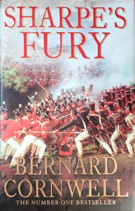 Sharpe's Fury (The Sharpe Series #11) (Hardcover Edition)