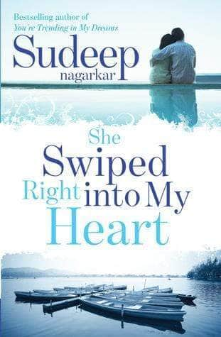 Buy She Swiped Right Into My Heart Book Online at Low Prices in India Book Bookish Santa