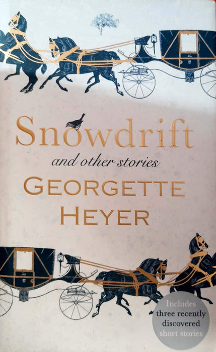 Snowdrift and Other Stories (Hardcover Edition)