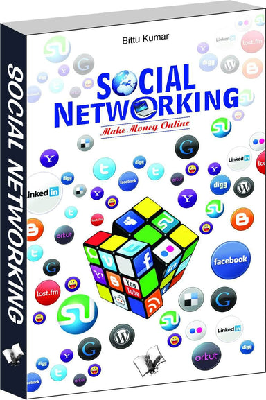 Buy Social Networking Book Online at Low Prices in India | Bookish Book V & S Publications 9789381588666