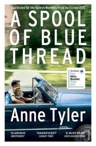Buy Spool Of Blue Thread, A Book Online at Low Prices in India | Book Prakash Books