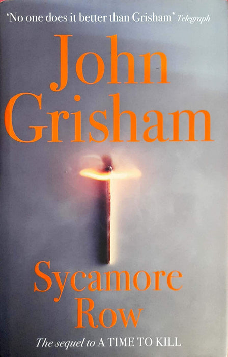 Sycamore Row (Jake Brigance #2) (Hardcover Edition)